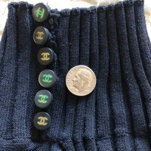 CHANEL Sweaters - Authentic Chanel turtleneck